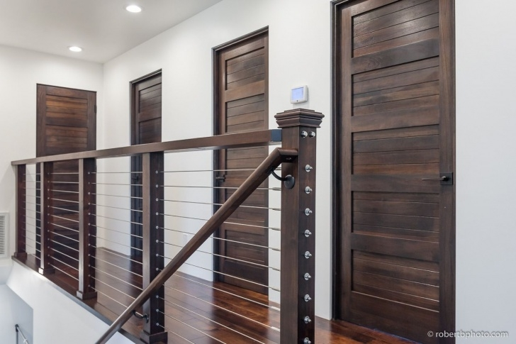 Awesome Interior Cable Railing Photo 710