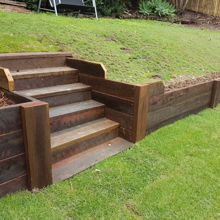 Awesome Kitset Outdoor Steps Picture 699