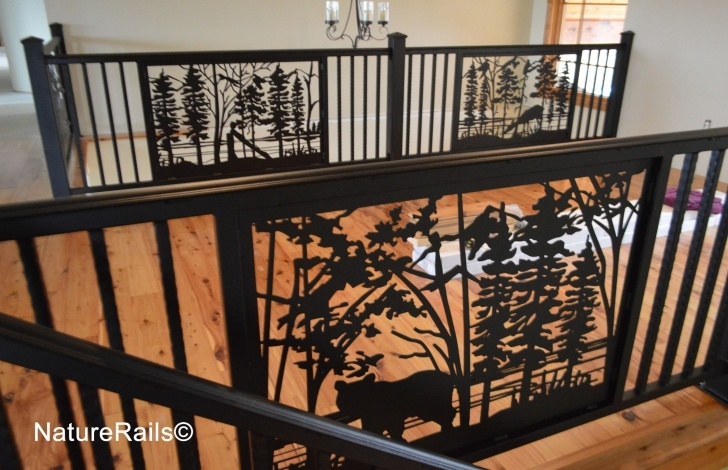 Awesome Menards Wrought Iron Railing Picture 746
