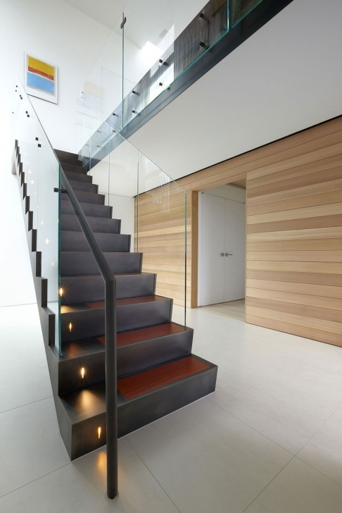 Awesome Modern Glass Staircase Image 784