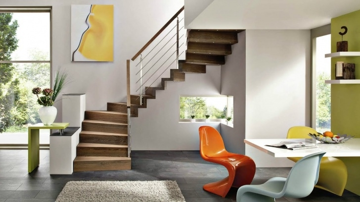 Awesome Modern Home Stairs Image 582