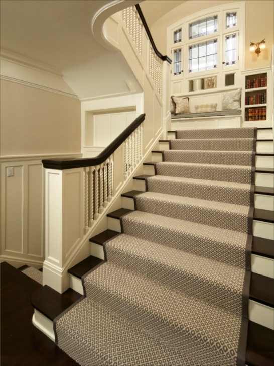 Awesome Slippery Carpet Stairs Image 438