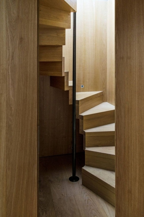 Awesome Spiral Stairs For Small Spaces Image 452