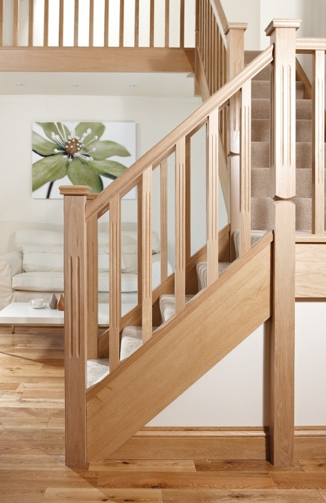 Awesome Staircase Spindles Wood Picture 077