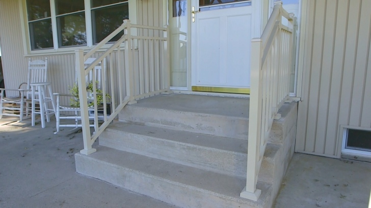 Best Aluminum Handrails For Concrete Steps Photo 391
