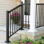 Best Aluminum Outdoor Stair Railing Picture 399