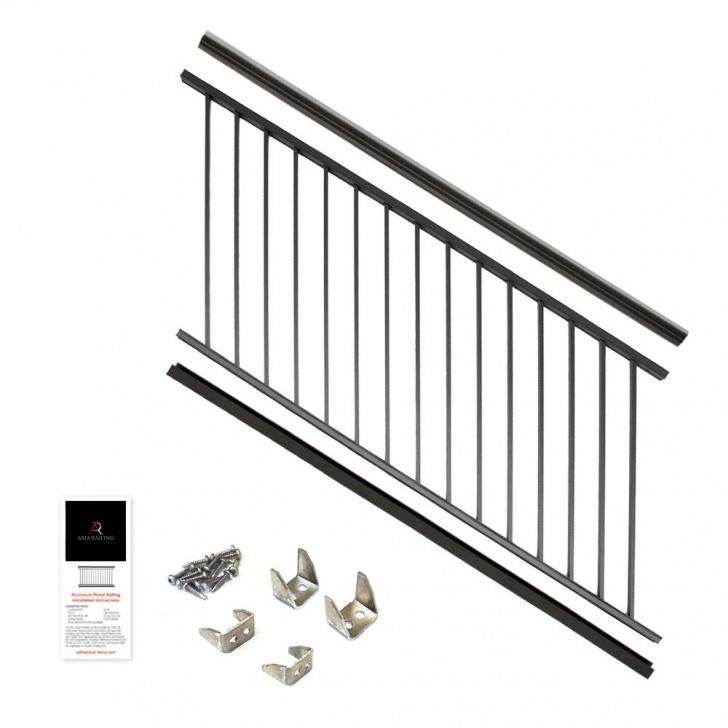 Best Aluminum Stair Railing Image 332