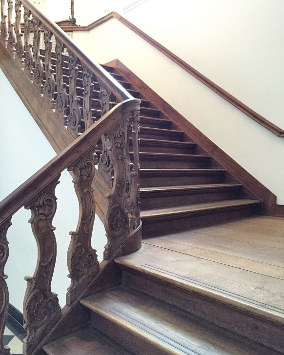 Best Antique Stair Railing Image 116