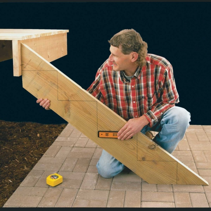 Best Building Stair Stringers For A Deck Picture 329