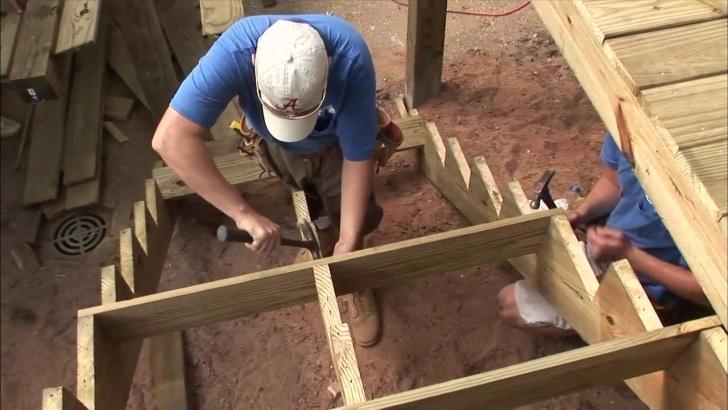 Best Building Wooden Steps Image 808