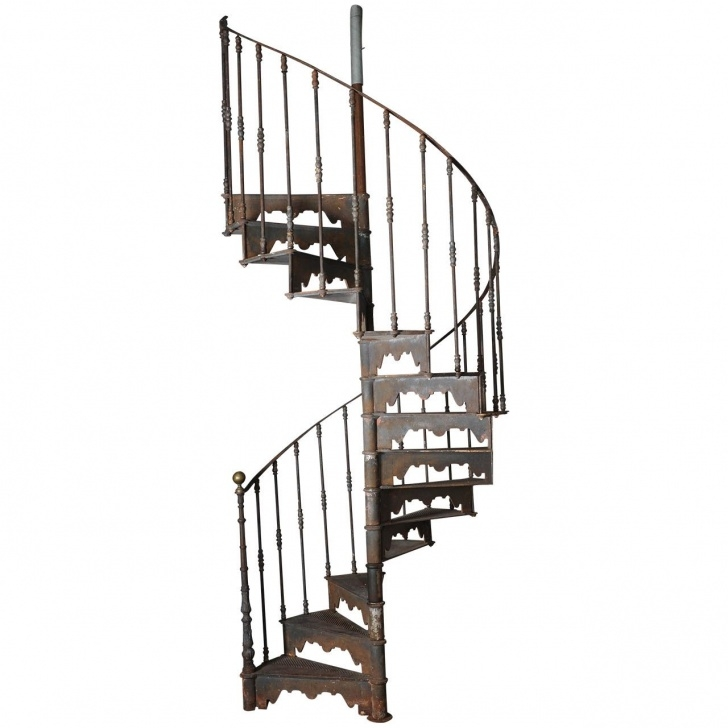 Best Cast Iron Spiral Staircase Image 736