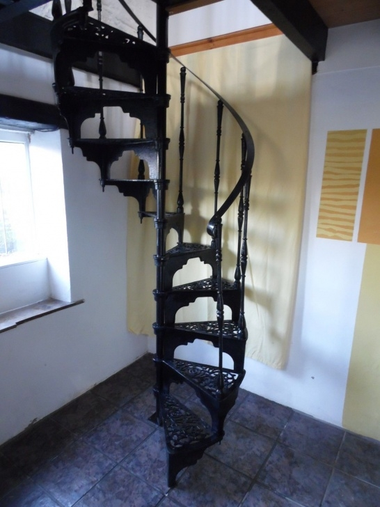 Best Cast Iron Spiral Staircase Picture 110