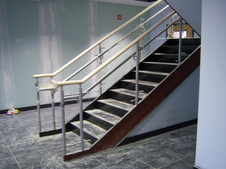 Best Commercial Stair Railing Photo 079