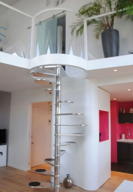 Best Compact Spiral Staircase Picture 413