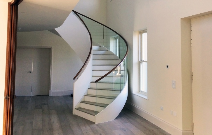 Best Concrete Curved Stairs Picture 537