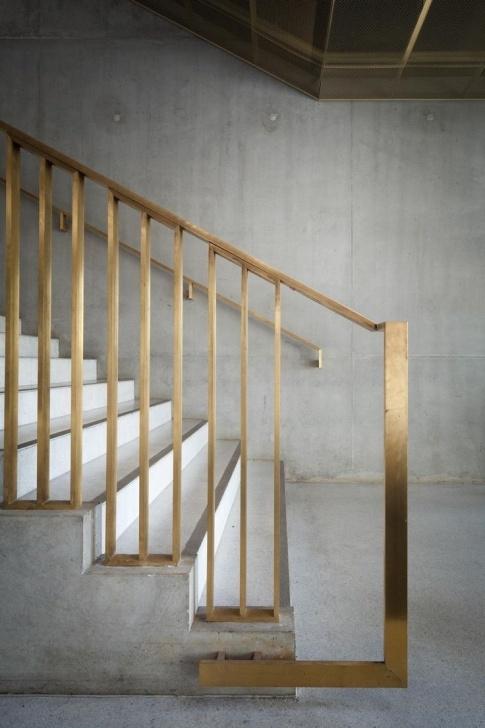 Best Concrete Stair Railing Photo 168