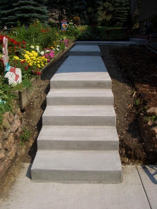 Best Concrete Steps Design Image 490
