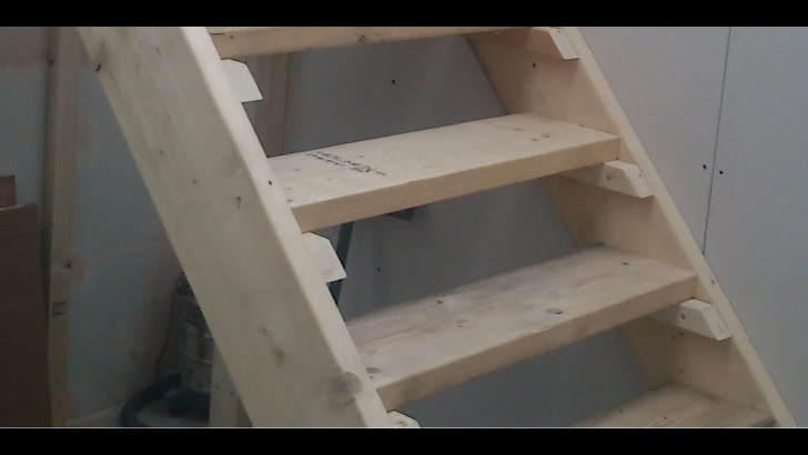Best Cool Building Wooden Stairs Picture 320