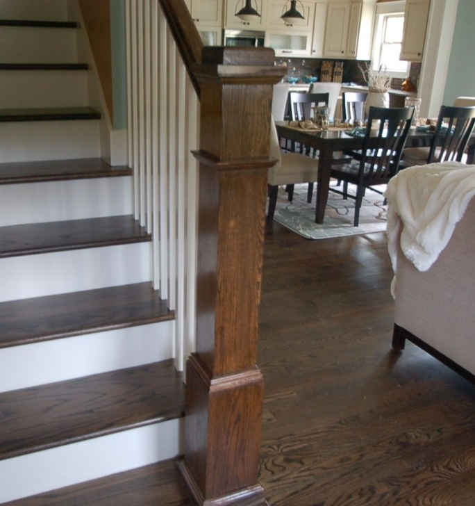 Best Cool Craftsman Style Newel Post Picture 347