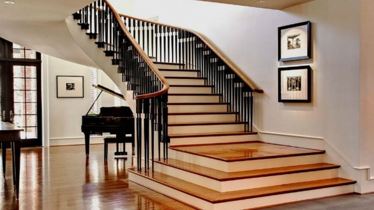 Best Cool House Interior Steps Design Picture 347
