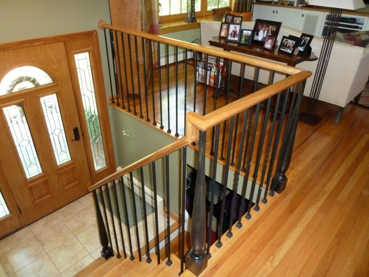 Best Cool Iron And Wood Railing Picture 298