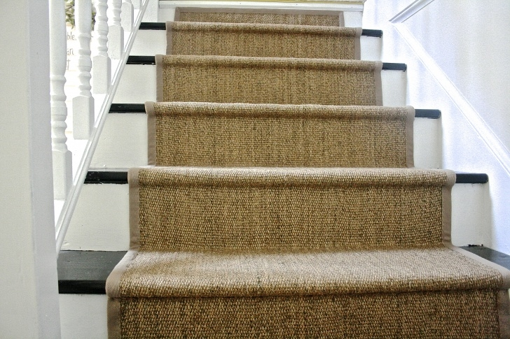 Best Cool Jute Stair Runners Picture 506