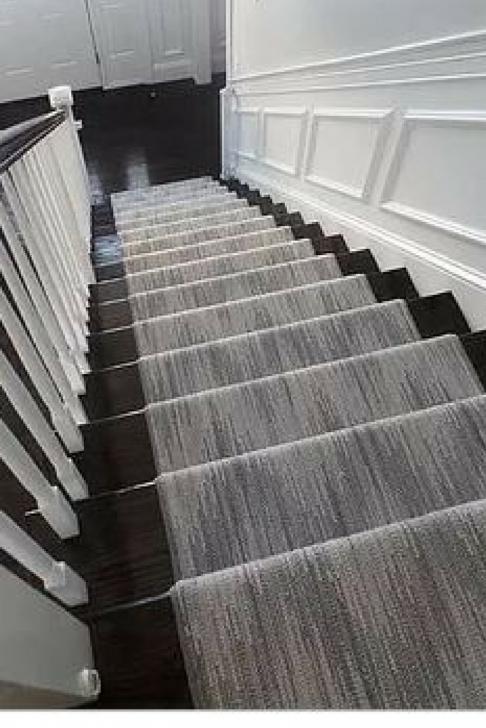 Best Cool Modern Stair Carpet Photo 060