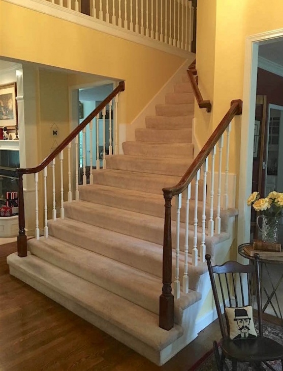 Best Cool Open Stairs Carpet Image 794
