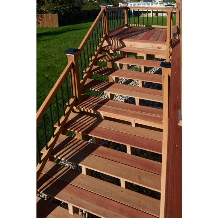 Best Cool Prefab Outdoor Wood Stairs Photo 817