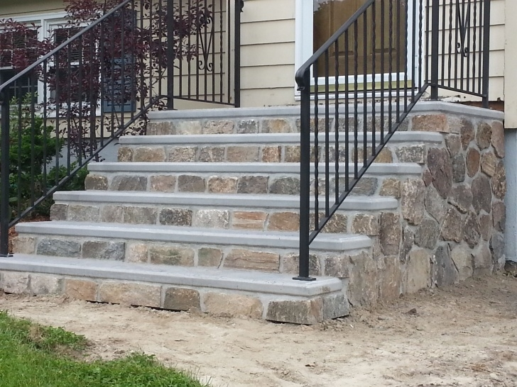 Best Cool Prefabricated Exterior Steps Picture 063