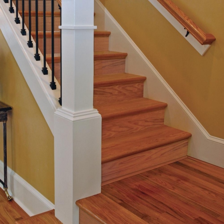 Best Cool Red Oak Stair Treads And Risers Image 569