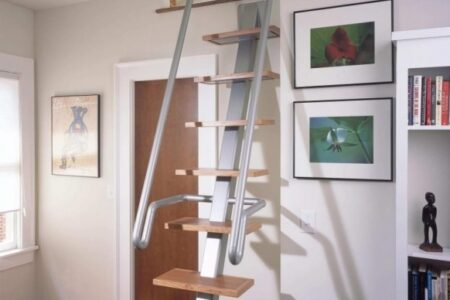 Staircases For Tight Spaces