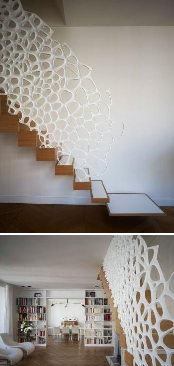 Best Cool Unique Stair Railings Photo 317
