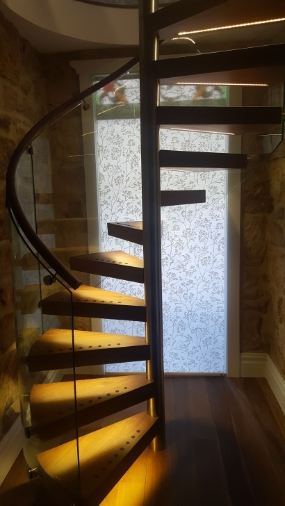 Best Custom Spiral Staircase Photo 528