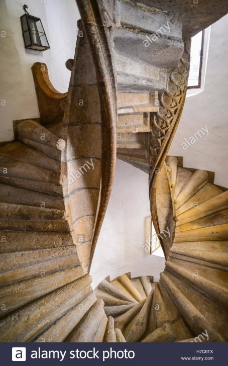 Best Double Spiral Staircase Picture 426