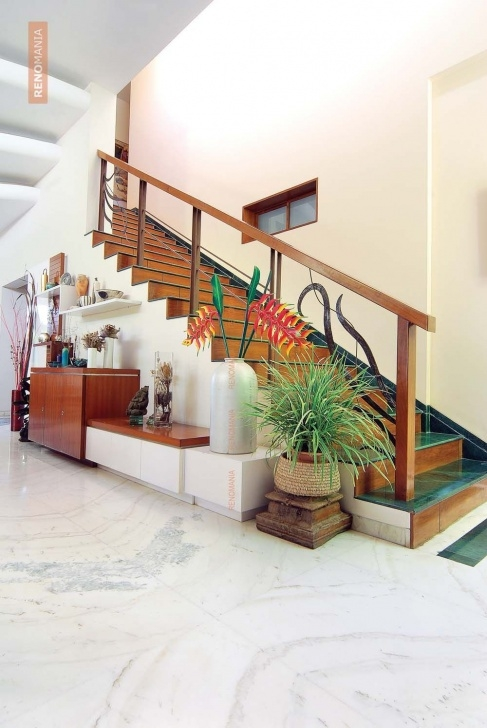 Best Exterior Staircase Designs For Indian Homes Photo 234