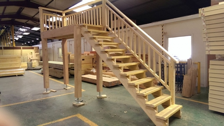 Best Exterior Timber Stairs Image 682