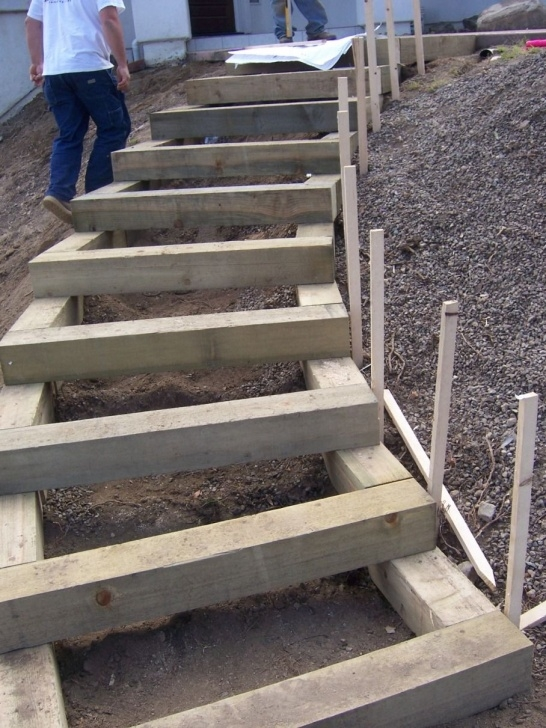 Best Exterior Timber Stairs Photo 635