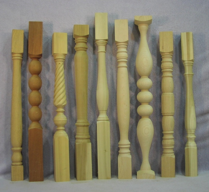 Best Exterior Wood Balusters Image 527