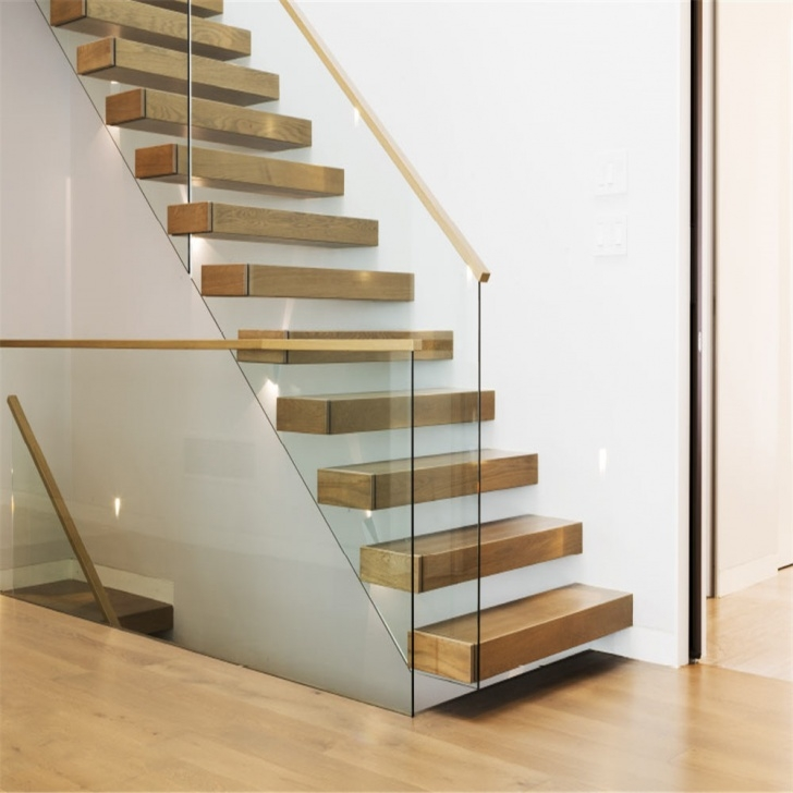 Best Floating Glass Staircase Image 332