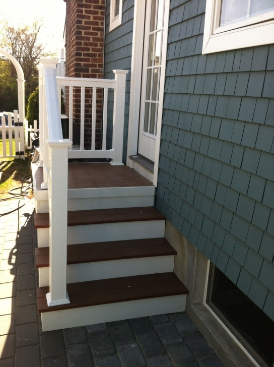 Best Front Side Staircase Design Photo 793