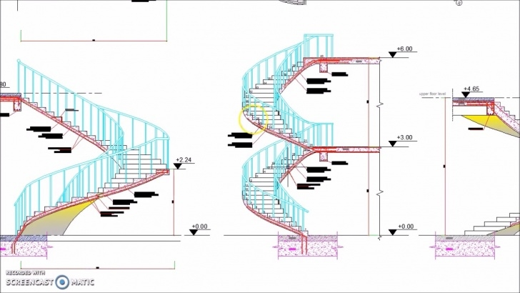 Best Helical Staircase Structural Design Image 746