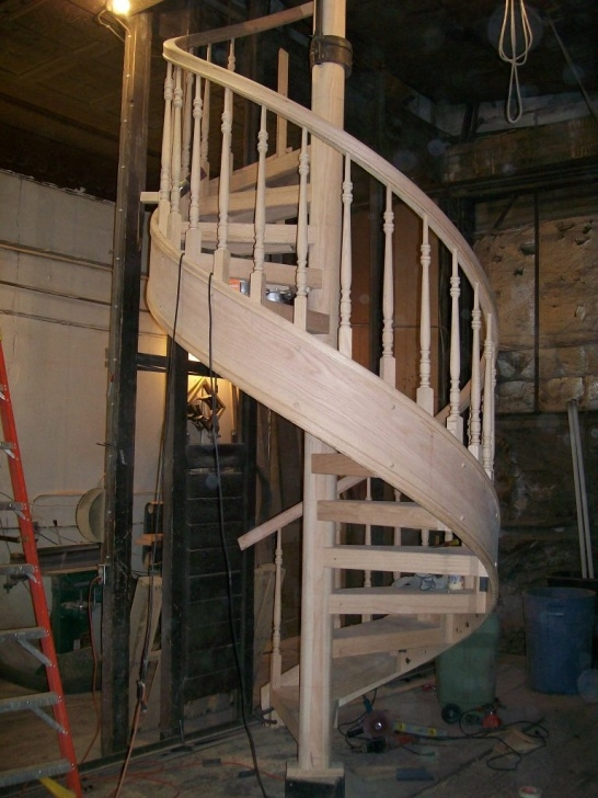 Best Installing A Spiral Staircase Picture 641