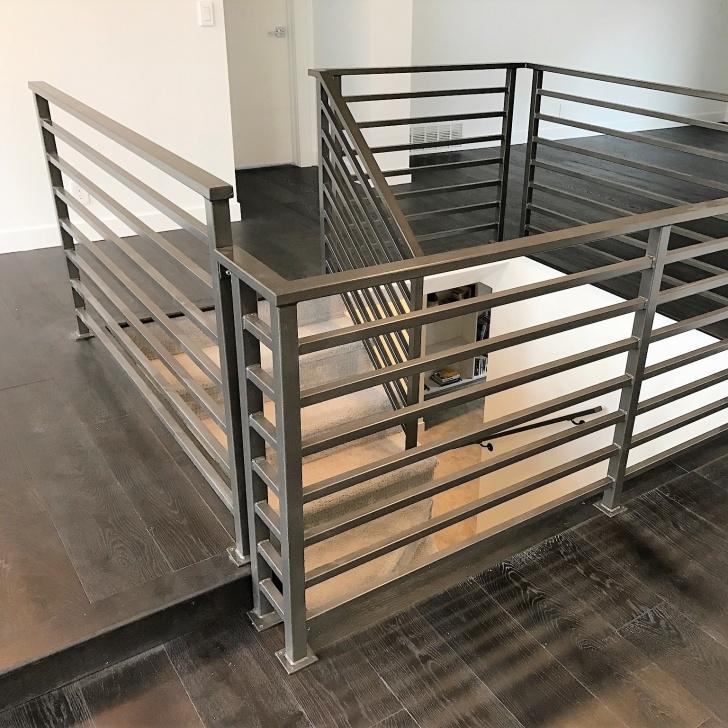 Best Interior Metal Railing Picture 911