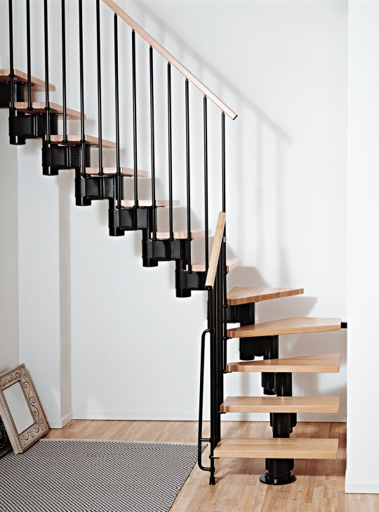 Best Interior Metal Staircases Photo 076