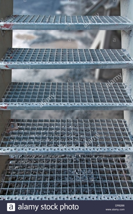 Best Metal Grate Stairs Picture 227