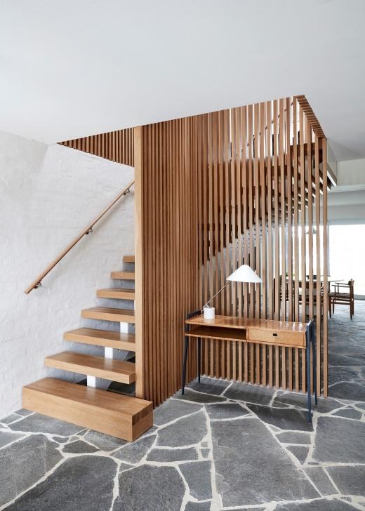 Best Mid Century Modern Stair Railing Image 562