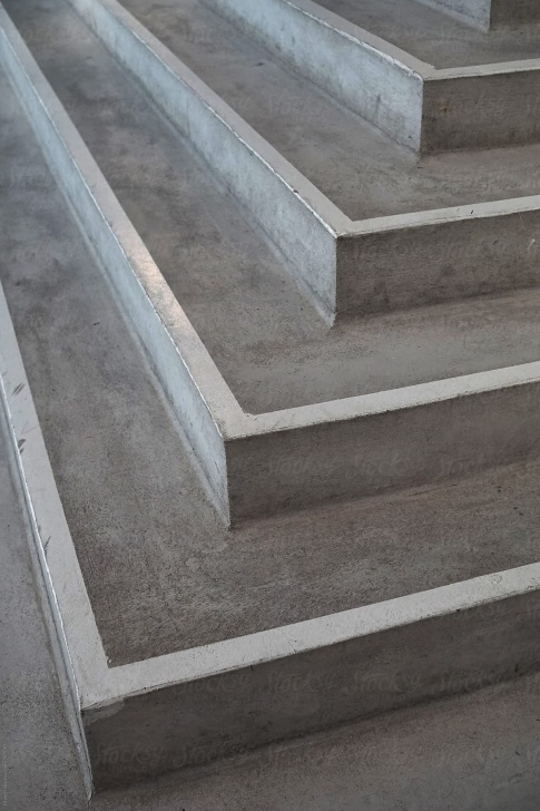 Best Modern Concrete Stairs Image 339