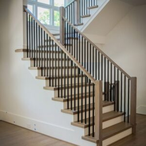 Modern Stair Banister