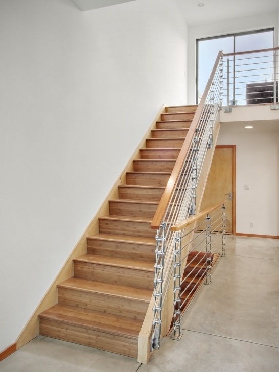 Best Modern Stair Railings Interior Picture 226